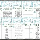 21st Birthday Games package,Adult Birthday Games,Womens birthday,9 Birthday Games,INSTANT DOWNLOAD