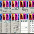 Dance party Birthday Games package,Adult Birthday Games,9 Birthday Games,INSTANT DOWNLOAD