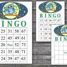 Owl bingo game,Owl bingo cards,birthday bingo games,60 Printable card,INSTANT DOWNLOAD--364