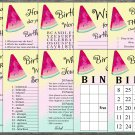Watermelon Birthday Games package,Adult Birthday Games,Fruit birthday Party,9 Games,INSTANT DOWNLOAD