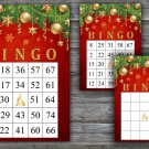 Christmas bingo game,Christmas toys bingo,bordo,Christmas Party ,Holiday Bingo,INSTANT DOWNLOAD--15