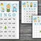 Christmas bingo game,animals train bingo,Christmas Party bingo,Holiday Bingo,INSTANT DOWNLOAD--28