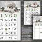 Christmas bingo game,happy new year bingo,Christmas Party bingo,Holiday Bingo,INSTANT DOWNLOAD--36
