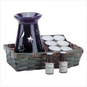 #31034 Celestial Oil Warmer Set