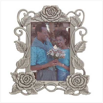 #30248 Rose Motif Photo Frame