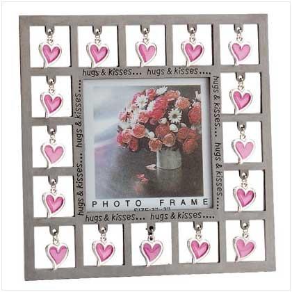 #31324 Hugs And Kisses Photo Frame