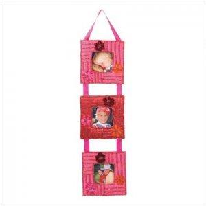 #35537 Heliotrope Hanging Frame Set