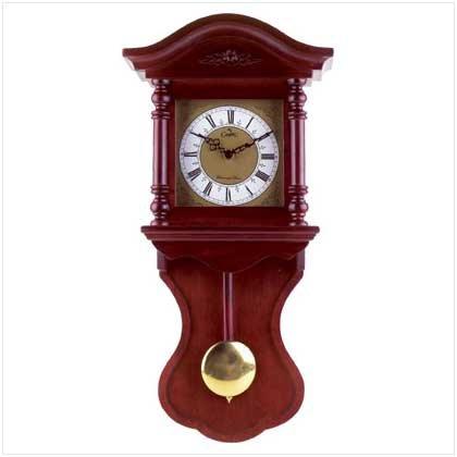 #28266 Stately Wall Clock