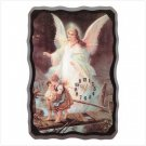 #33283 Guardian Angel Wall Clock