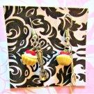 Vanilla Cupcake Earrings