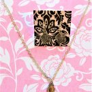 """""""Fairest In The Land"""" Necklace & Earring Set"""