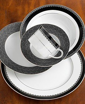 Ralph Lauren Hastings Ebony Serving Oval Platter