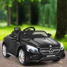 12 V Mercedes-Benz S63 Licensed Kids Ride On Car