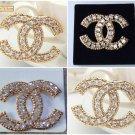 Fashion cc rhinestones brooch