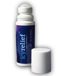 Icy Relief 3oz Roll On