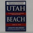 Utah Beach by Joseph Balkoski Hard Cover