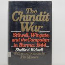 The Chindit War by Shelford Bidwell Hard Cover