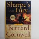 Sharpe's Fury by Bernard Cornwell Hard Cover
