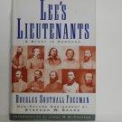 Lee's Lieutenants by  Douglas Southall Freeman Hard Cover