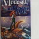The Spellsong War by L.E. Modesitt Jr. Hard Cover