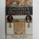 Galileo's Daughter by Dava Sobel Hard Cover