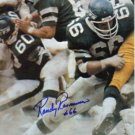 Randy Rasmussen (NY Jets Super Bowl III Champion) Autographed 8x10 photo w/ C.O.A. (NFL)