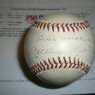 Autographed Mickey Mantle Baseball w/ C.O.A. (PSA/DNA)