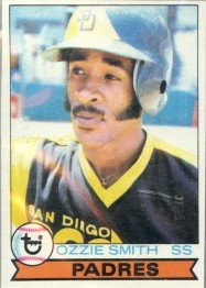 [Ozzie Smith] 1979 Topps #116  (RC!)  50% Off Beckett Book Value!