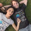 Husband and Wife Cruising Partners for Life   Cruise Matching Shirts