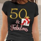 50 and Fabulous| 50th Birthday| 50th Birthday Party