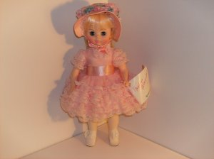 "Madame Alexander 14"" Doll - Renoir Girl was 89.99 now 79.99"