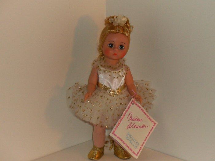 "Madame Alexander 8"" Ballerina was 69.99 now 59.99"