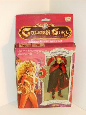Golden Girl �Dragon Queen� 1984