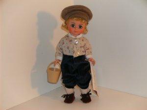 """Madame Alexander Tom Sawyer 8"""""""