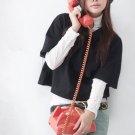 Flannelet - black