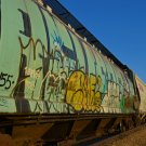 Graffiti In Motion A Photobook of Freight Train Graffiti