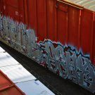 Favorite Freight Train Graffiti Transportation Digital Art Image Photograph