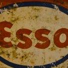 Vintage Classic Esso Oil Can Digital Art Image Photograph