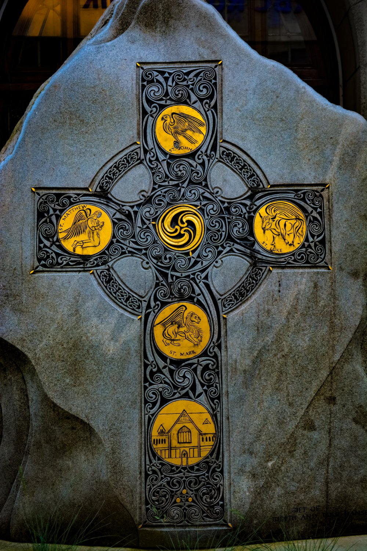 Heritage Religious Catholic Cross Image Digital Art Photograph