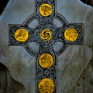 Heritage Religious Catholic Cross Image Digital Art Photograph