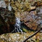 Cliff Face Waterfall Digital Art Image Photograph