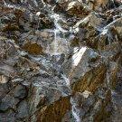 Cliff Face Waterfall 1 Digital Art Image Photograph