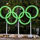 Olympic Rings Symbol Digital Art Image Photograph