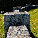 Stone Wall Digital Art Image Photograph