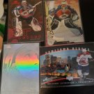 4 NHL Hockey Card Roy Latendresse Lot Montreal Canadiens Colorado Avalanche