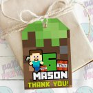 MINECRAFT FAVOR TAGS