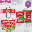 COCOMELON KIT BIRTHDAY PARTY