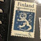 1917-1967 Findland $0.05 stamp