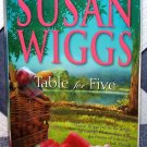 Table For Five by Susan Wiggs
