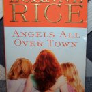Angels All Over Town by Luanne Rice FREE Shipping to US